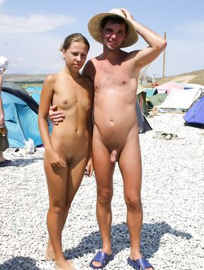 hires beach beauty nudist