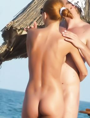 Beautiful on Nudist Beach 09