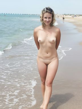 Check out gorgeous girl nudists having some fun