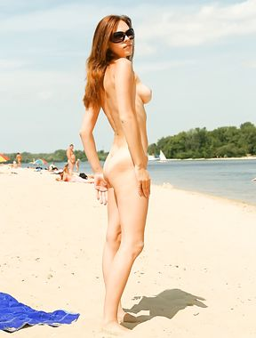 I just enjoy nude beaches